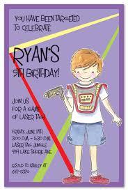 laser tag birthday party invitation wording ideas u2013 drevio