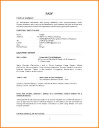 Forklift Duties Resume 8 Resume Objective For Fresh Graduate Forklift Resume