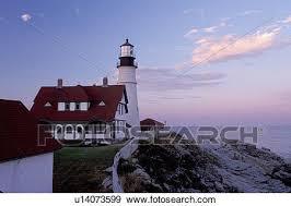 portland head light lighthouse stock photograph of portland head light lighthouse cape elizabeth