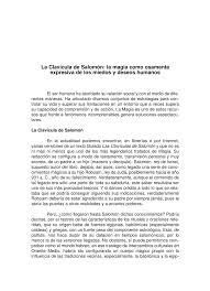 imagenes magicas en movimiento pdf la clavícula de salomón la magia como pdf download available