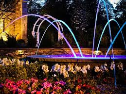 Outdoor Water Features With Lights by 127 Best Water Feature Lighting Images On Pinterest Water