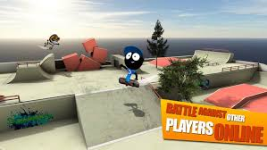 download stickman games summer full version apk stickman skate battle apk download free sports game for android