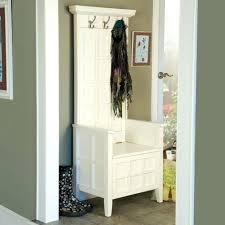 cool narrow entry bench 77 narrow entryway bench with storage full