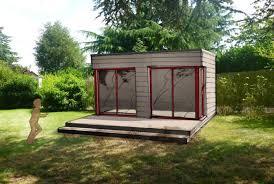 bureau de jardin en kit studios de jardin la maison bois par maisons bois com