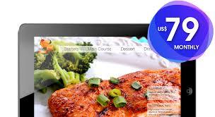 application cuisine android dyna menu digital menu applications for restaurants