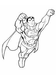 126 dessins de coloriage super héros à imprimer