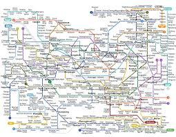 Tokyo Subway Map by These Crazy Subway Maps Will Leave You Incredibly Confused Afktravel