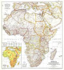 Southwest Asia And North Africa Blank Map by Africa And The Arabian Peninsula Map 1950 Maps Com