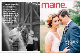 Barn Weddings In Maine Maine Magazine Weddings Feature