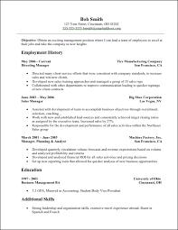 business management resume management resume template business management resume example