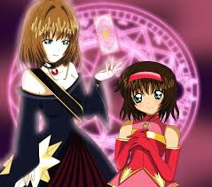 ccs hikari and sakura power of our star by sokaifanforever on