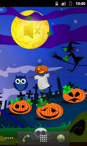 halloween live wallpapers free android apps google play