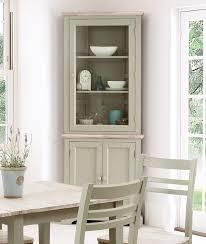 florence corner display cabinet dresser sage amazon co uk