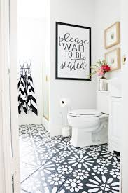bathroom stencil ideas best 25 painted bathroom floors ideas on bathroom