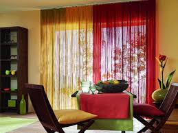 Rain Curtain Home Decor Accents To Romanticise Modern Interior Design - Interior design ideas curtains