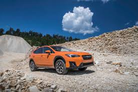 subaru crosstrek white 2018 2018 subaru crosstrek first drive still brilliant but for one