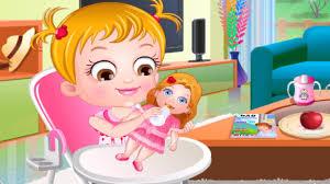 Baby Hazel Room Games - baby hazel baby hazel farm tour top baby games youtube