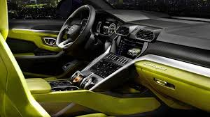 lamborghini custom interior 2018 lamborghini urus interior youtube