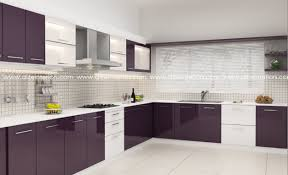 shaped modular kitchen design awesome white l shaped kitchen
