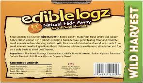 8in1 pet products 3in1 chew treat hide away wild harvest edible
