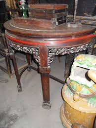 antique half moon table chinese half moon table the specialists guide to chinese antiques