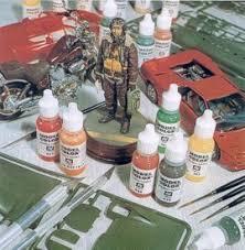 vallejo model paints