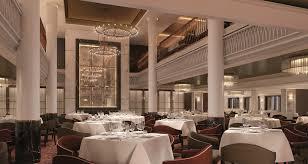 Main Dining Room First Look Inside Saga U0027s New Ship Cruise Industry News Cruise News