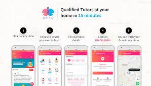 qriyo app update get a home tutor in 15 minutes qriyo blog
