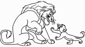 draw lion king characters kids coloring europe
