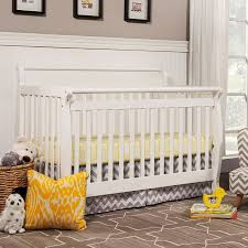 Davinci Emily 4 In 1 Convertible Crib White Davinci Emily 4 In 1 Convertible Crib Brown Convertible Crib