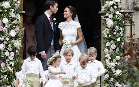 Pippa Wedding Pippa Middleton U0027s Wedding To James Matthews In Pictures All The