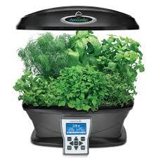Indoor Gardening by The Intelligent Indoor Garden System Hammacher Schlemmer