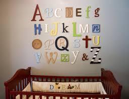 Decorative Letters For Home Accessories Excellent Picture Of Decorative Cartoon Kid Alphabet