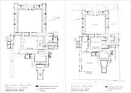 brownstone floor plans tudor times floor plans mansion english manor house small vintage