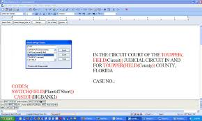 Wordperfect Spreadsheet Wordperfect