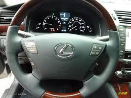 lexus ls 460 black 2012 lexus ls 460 awd black medium brown walnut steering wheel
