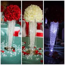 quinceanera centerpieces my s quinceanera centerpieces theme was bling and