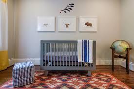 Modern Nursery Rug Design Ideas Hardwood Flooring And An Area Rug In A Modern