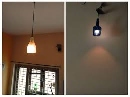 Pulley Pendant Light Diy Pulley Pendant Light Project How To Make A Bottle Lamp