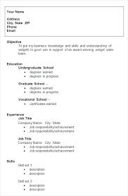 resume templates no experience college student resume no experience 2 sle resume for college