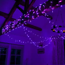 bedroom lighting appealing purple fairy lights for bedroom purple