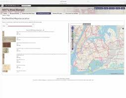 find maps toolkit tutorial find places on modern maps with the nypl map