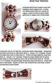 beaded bracelet watches images Bead your watches jpg