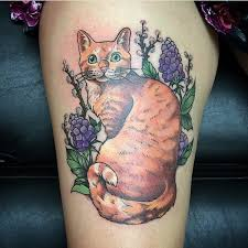 117 cat tattoos that are way purrfect