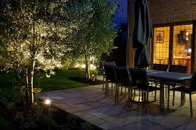 How To Set Up Landscape Lighting Led Outdoor Garden Lighting Design Ideas X How To Set Up Also 2017