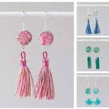 make dangle earrings how to make dangle earrings craft tutorials and inspiration