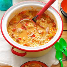 lot of 6 gumbo soup day gumbo recipe taste of home
