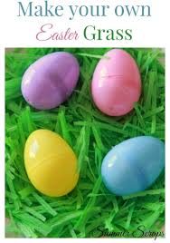 green paper easter grass how to make your own paper easter grass food crafts and family