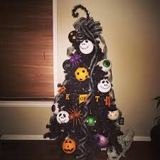 black trees for halloween halloween christmas trees are the instagram trend you never knew