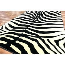 Zebra Area Rug 8x10 Zebra Stripe Area Rug Chise Mster Fd P Nd Zebr Prt Re Outdoor Area